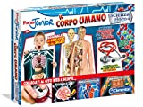 Clementoni 13911 – The Game of the human body (Italian Version)