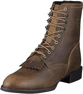 Ariat 男士 Heritage 系带靴