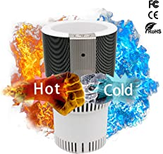 BENEWEAR Car Cup Beverage Cooler Warmer Smart Water Mug Heating Refrigeration for Travel/Drive/Road Tripper/Recreation (BWC09)
