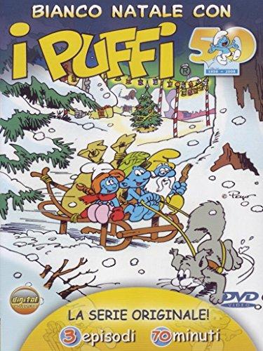 I Puffi - Bianco Natale con i Puffi(serie originale)