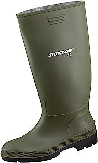 Dunlop Pricemastor, Bottes de Pluie Mixte Adulte, Vert (Green), 46 EU