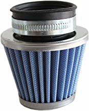 Poweka 00084 Blue New 39mm Air Filter Gy6 Moped Scooter ATV Dirt Bike Motorcycle 50cc 110cc 125cc 150cc 200cc