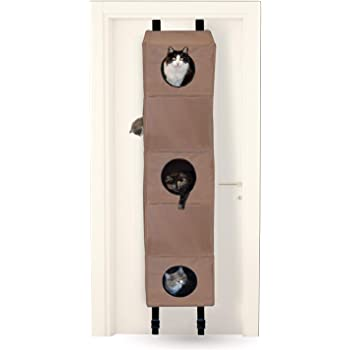 K&H PET PRODUCTS 3200 Hangin' Cat Condo Cat Furniture