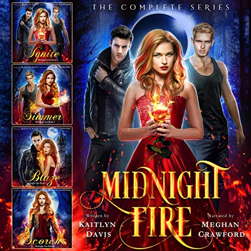 Couverture de The Complete Midnight Fire Series