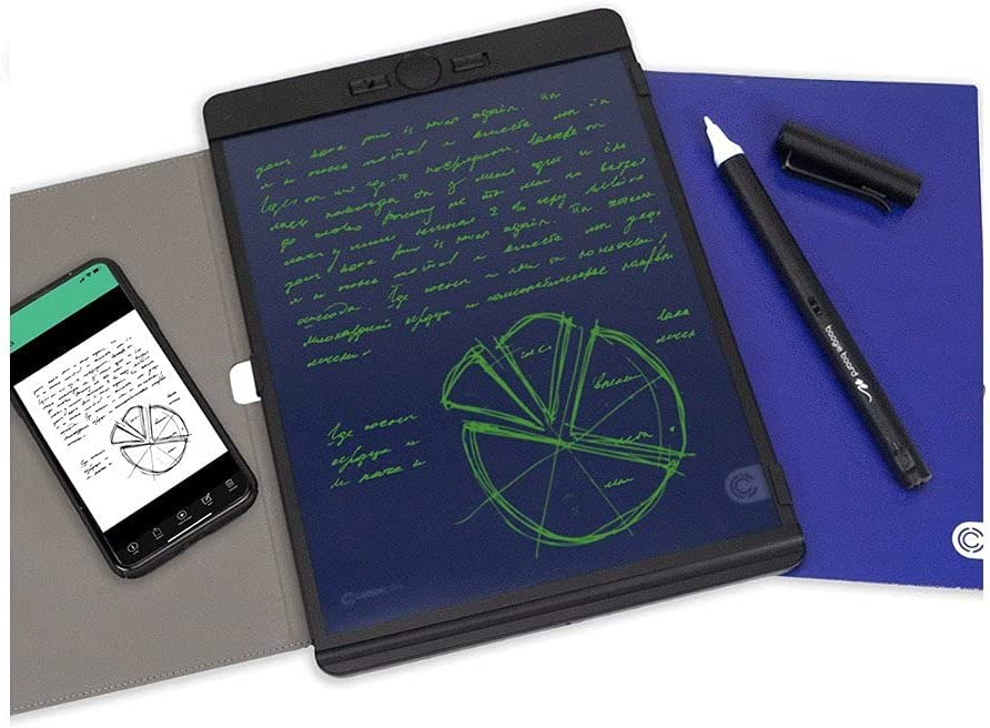 Boogie Board Blackboard Smart Notebook Size Challenge the Outlet SALE lowest price of Japan ☆ Note – Includes
