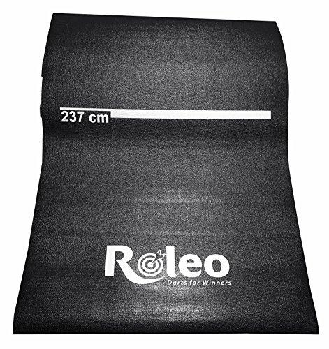 Roleo -   Dartmatte Teppich