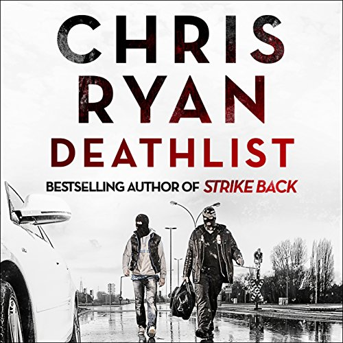 Deathlist audiobook cover art