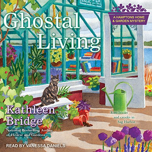 Ghostal Living cover art