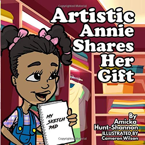 Artistic Annie Shares Her Gift