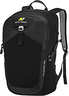 NEVO Rhino 30L 25L Business Casual Backpack Lightweight Camping Hiking Daypack