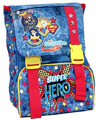 Zaino Sdoppiabile DC Super Hero Girl