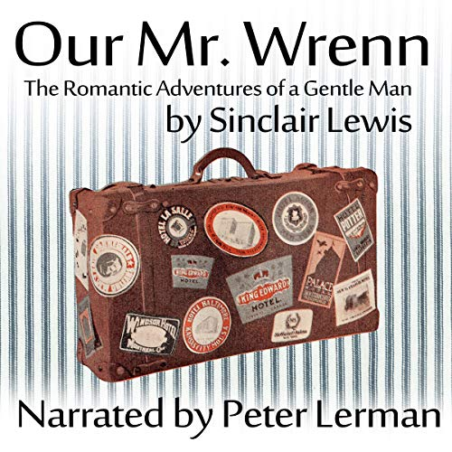 Our Mr. Wrenn cover art