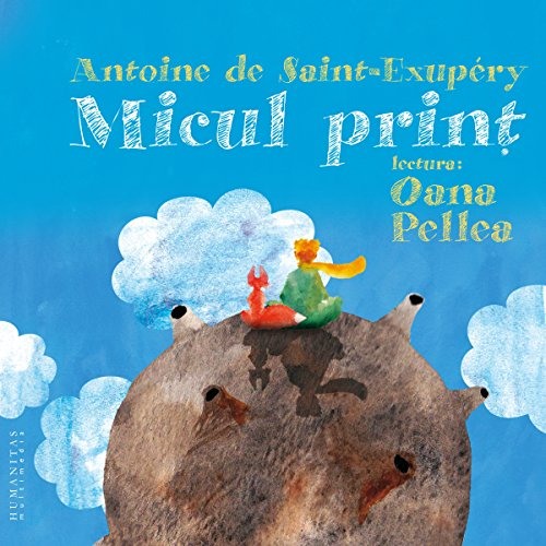 Micul prinț audiobook cover art