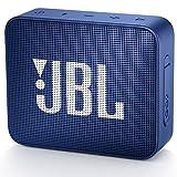 JBL GO2, Altavoz Portátil Inalámbrico Bluetooth 3W, Tamaño Único, Azul