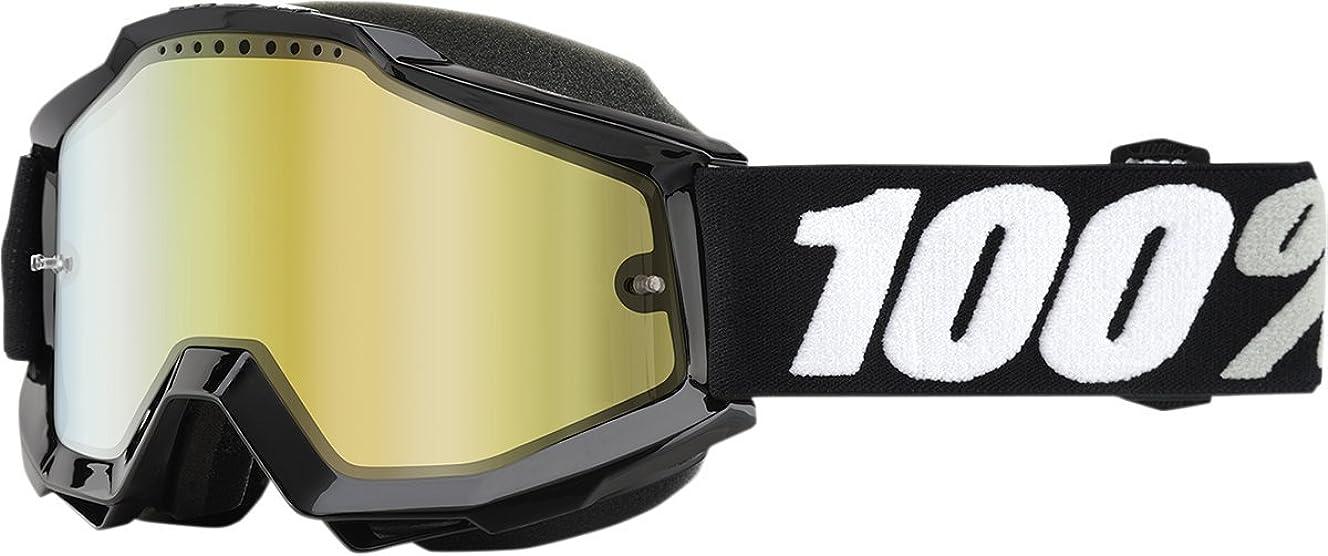100% Accuri Tornado Mirror Snowmobile Goggles