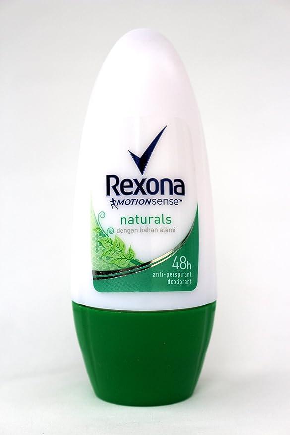 地味なリズミカルな超越するRexona レクソナ 女性用 制汗 デオドラント ロールオン naturals ナチュラルズ 50ml [並行輸入品][海外直送品]