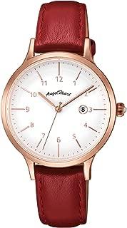 [エンジェルハート] 腕時計 Pastel Heart ホワイト文字盤 スワロフスキー PH32P-RD レディース レッド