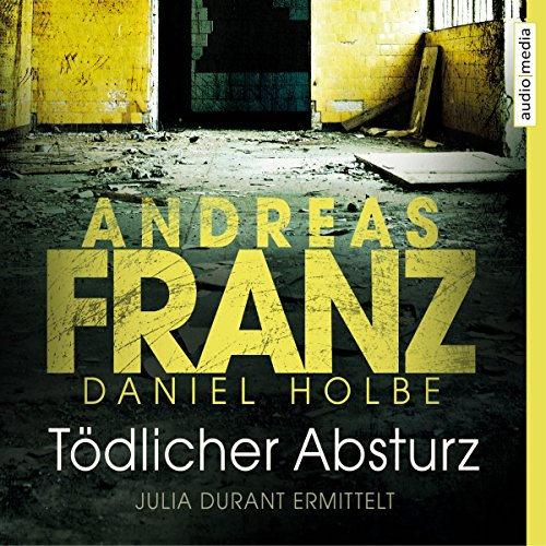 Tödlicher Absturz audiobook cover art