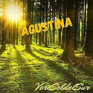 Agustina... (en el bosque)