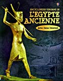 ENCYCLOPEDIE DE L'EGYPTE ANCIENNE NE - Usborne - 08/10/2009