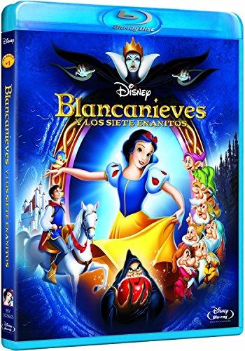 Blancanieves [Blu-ray]