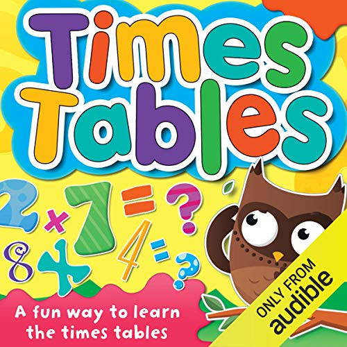 Times Tables cover art