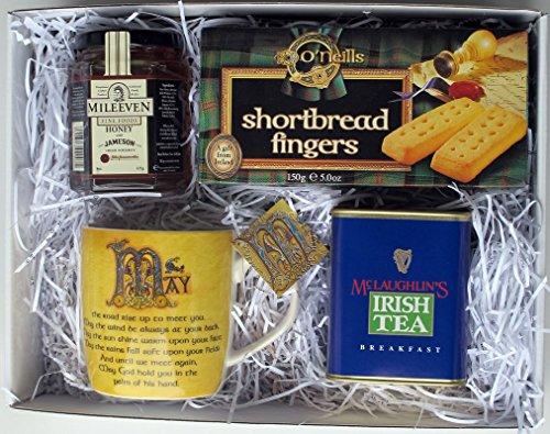 Traditionelles Irisches Teepaket.