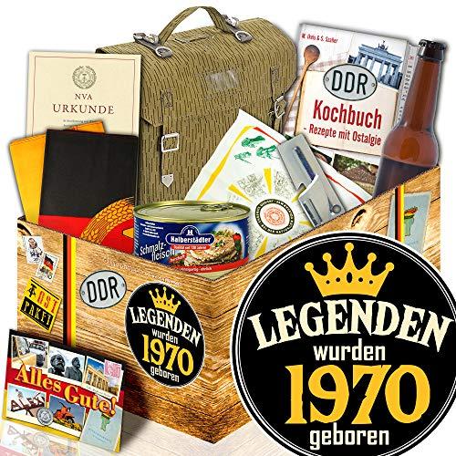 Legenden 1970 / NVA Paket / Geschenke 1970