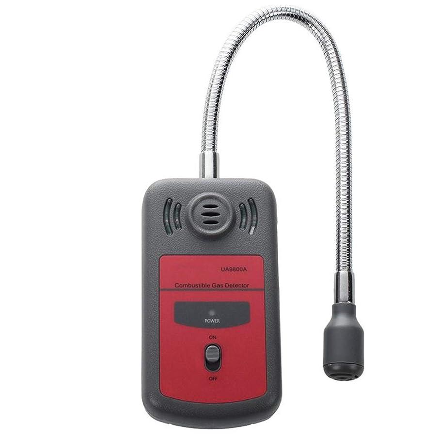 入口機知に富んだ納屋測定用品 UA9800Aハンドヘルドポータブル自動車用小型可燃性ガス検知器の漏洩位置特定 高精度測定