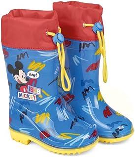 3ee815eb74ac55 PERLETTI PERLETTI98027 Mickey stivali da pioggia
