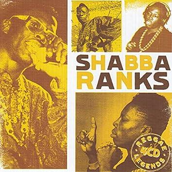 Reggae Legends Shabba Ranks
