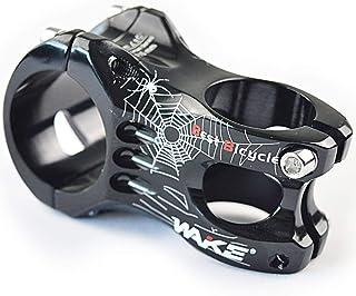 Tallo de bicicleta,aleación de aluminio de alta resistencia 6061 vástago de manillar de bicicleta de carretera,CNC completo forjado 45mm de bicicleta manillar corto vástago para MTB,Fixie Gear(31.8MM)