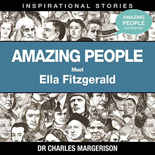 Meet Ella Fitzgerald audiobook cover art
