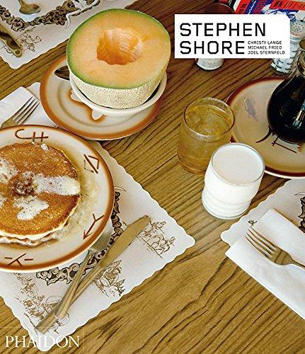 Stephen Shore (Phaidon Contemporary Artist Series)の詳細を見る