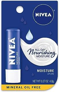 NIVEA Moisture Lip Care, 4.8g