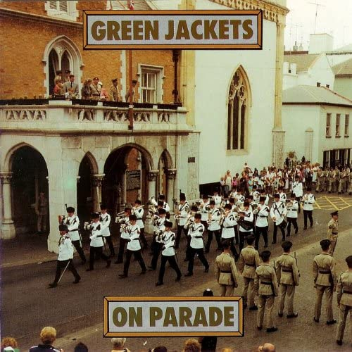 The Normandy Band of The Royal Green Jackets