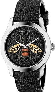 Gucci - Reloj Gucci YA1264067 Negro Acero 316 L Mujer