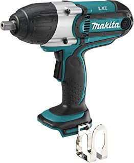 Makita XWT04Z-R 18V LXT Cordless Lithium-Ion 1/2 in. Impact Wrench (Bare Tool) (Renewed)