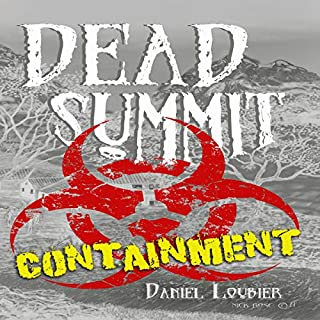 Dead Summit: Containment audiobook cover art