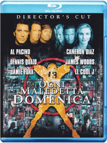 Ogni maledetta domenica (director\'s cut) [Blu-ray] [IT Import]