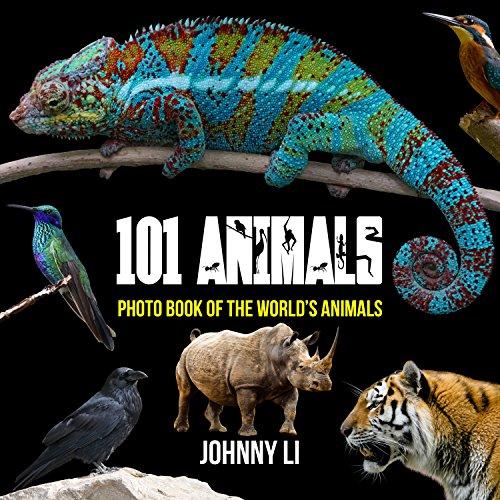 101 Animals: Photo Book of the World's Animals