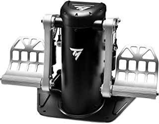 force feedback rudder pedals