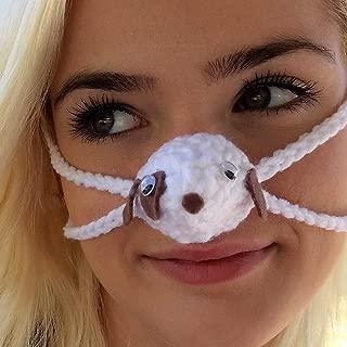 Aunt Marty's Original Nose Warmer Spot The Dog