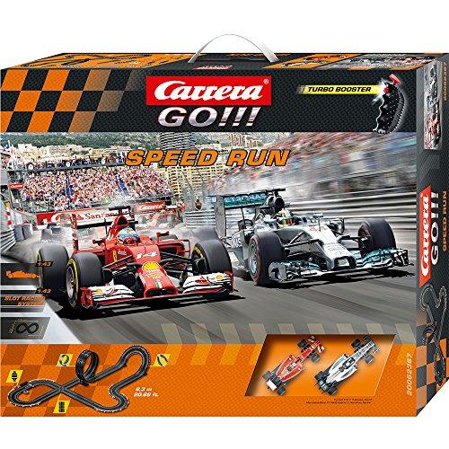 Carrera Go!!! - 20062367 - Circuit - Speed Run