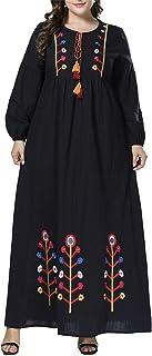 zhbotaolang Muslim Women Dress Dubai Abayas Islamic Kaftan Robe