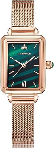 wholesale KINGMALE Womens Watch Quartz lowest Analog Three-Hand online Wrist Watches outlet sale