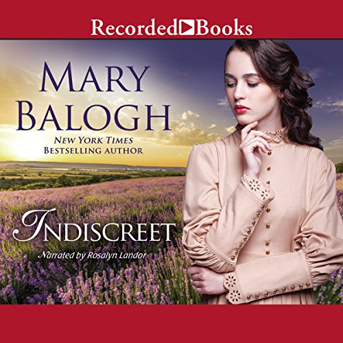 Indiscreet audiobook cover art