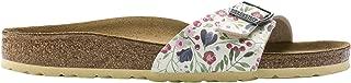 Madrid Sandals - Meadow Flowers Beige-UK 7.5