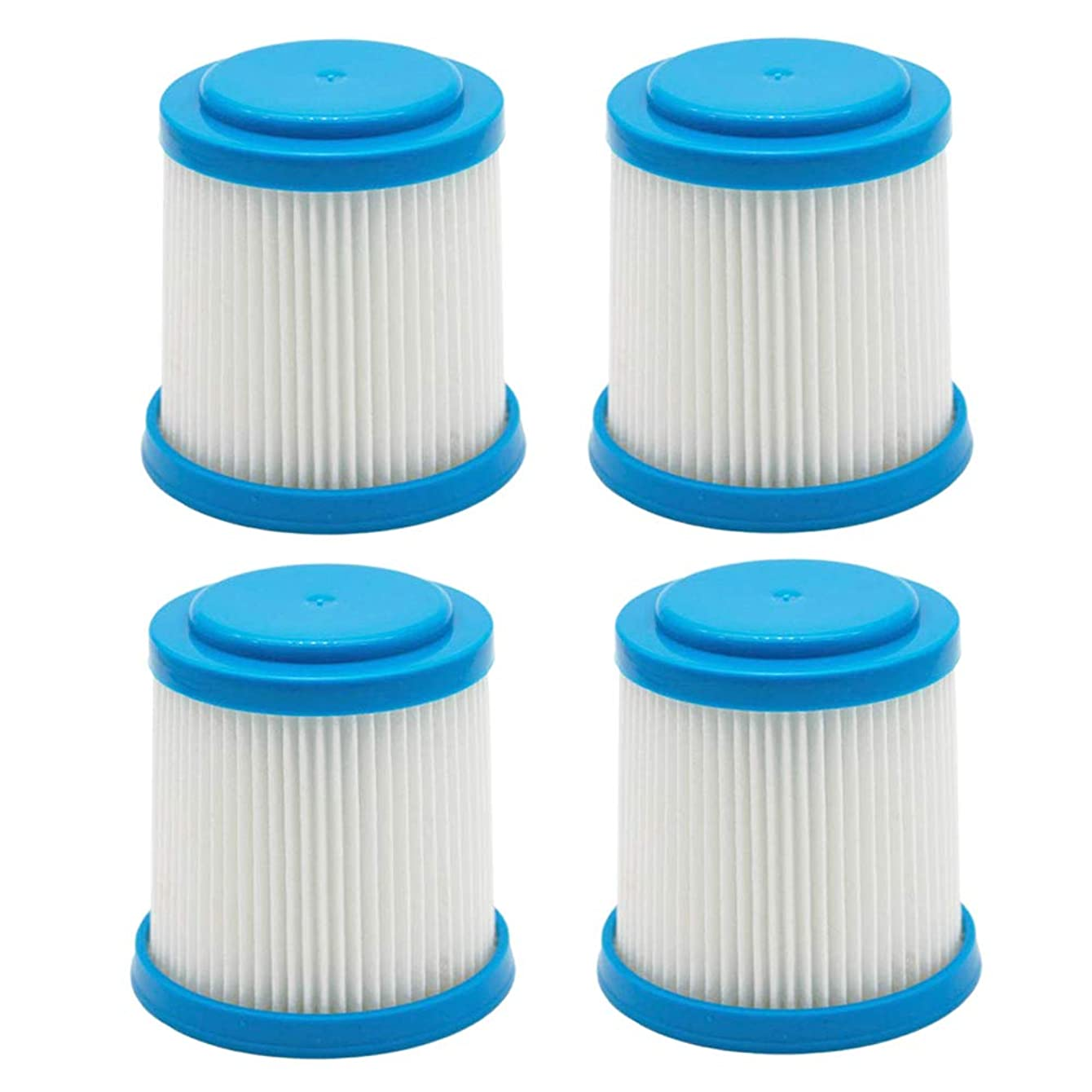 BBT(BAMBOOST) VPF20 Filter Replacement Fit for Black and Decker Vacuum Washable - 4 Packs
