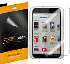 (3 Pack) Supershieldz for Barnes & Noble Nook HD 7 inch Tablet Screen Protector, High Definition Clear Shield (PET)